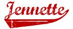 Jennette (red vintage)