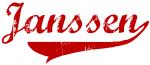 Janssen (red vintage)