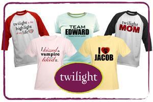 Twilight Shirts