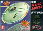 Flying Saucer with Glow Pilot