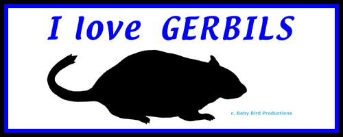 GERBIL T-SHIRTS & GIFTS