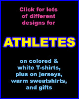 ATHLETE T-SHIRTS