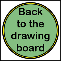 BACK TO THE DRAWING BOARD T-SHIRTS & GIFTS