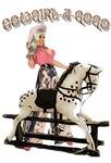 Pinup Girl & Hobby Horse