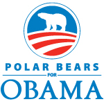 Polar Bears for Obama