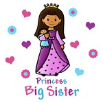 Princess Big Sister (Dark Skin)