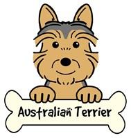 Personalized Australian Terrier