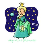 Aquarius Princess (Blonde Hair)