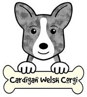 Personalized Cardigan Welsh Corgi