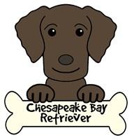 Personalized Chesapeake Bay Retriever