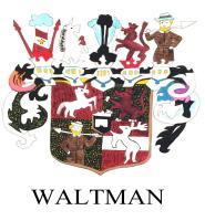 Waltman Coat of Arms
