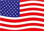 USA Flag Wave