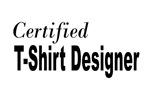 Certified T-Shirt Designer