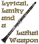 Clarinet - Lethal Weapon