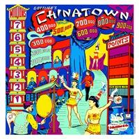 Gottlieb® Chinatown