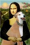 MONA LISA<br>& red Greyhound