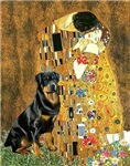 THE KISS<br>& Rottweiler