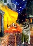 TERRACE CAFE<br>& Norwegian Elkhound