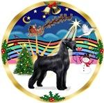 CHRISTMAS MUSIC #3<br>& Giant Schnauzer