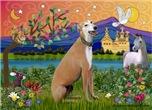 FANTASY LAND<br>& red Greyhound