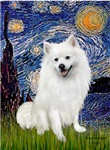 STARRY NIGHT<br>&Eskimo Spitz #1