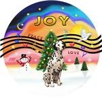 CHRISTMAS MUSIC #2<br>Dalmatian