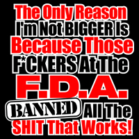 FDA Banned All The SH*T That Works