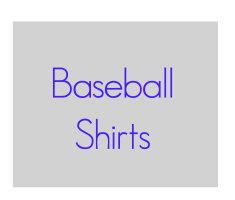 Stylized Baseball Jerseys