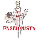 Fashionista T-shirts & Gifts for Fashionistas