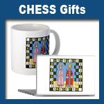 Chess Gifts, Chess T-shirts and Products