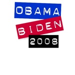 Obama Biden 2008 T shirts and Clothes