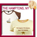 The Hamptons T-shirts & Totes