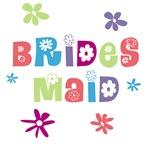 Happy Bridesmaid T-shirts & Gifts