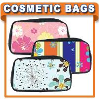 Cosmetic Bags and Travel Bags