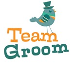 Team Groom Shirts and Favors