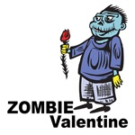 Zombie Valentine Shirts, Clothes, Gifts