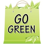Go Green Bags, Clothes and Merch
