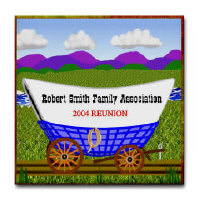 Smith Family Reunion Items