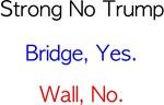 Bridge no Wall no Bars