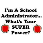 I'm a School Administrator