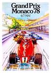 Monaco 1978 Grand Prix Auto Race
