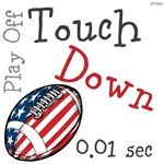 OYOOS Football Touch Down design