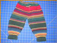 Sweaterpants Instructions
