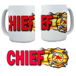 Chief's Mugs and Stien's