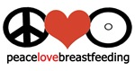 Peace Love & Breastfeeding