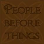 People Before Things