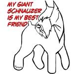 my giant schnauzer ...