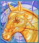 Golden-Horse Spirit