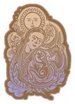 Frida Blue-Brown