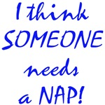 Someone needs a Nap!